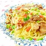 ❤牛薄切り肉の塩焼きそば❤