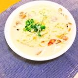 【超簡単】糖質0麺♡カルボナーラ