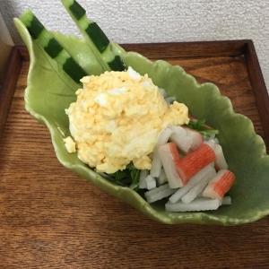 ふんわり❤️卵サラダ