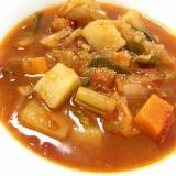 たっぷり野菜で♪簡単ミネストローネ[イタリア料理]