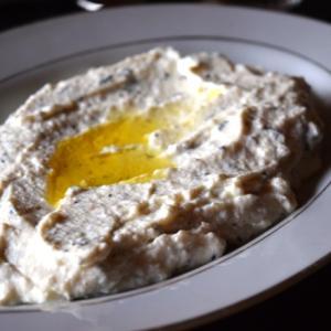 トルコ料理★ハイダリ~ヨーグルトとミントのペースト
