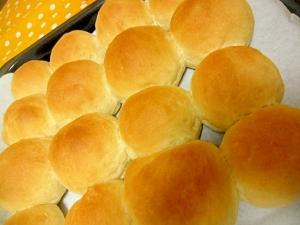 一番シンプル簡単ちぎりパン 型なしでもOK!