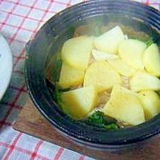 豚バラとたっぷり野菜の重ね蒸し