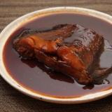 こってり甘辛赤味噌がご飯に合う!カレイの味噌煮