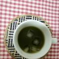 抹茶の蜂蜜レモン♬