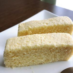 レンジで8分☆おからと米粉のしっとりフワフワケーキ
