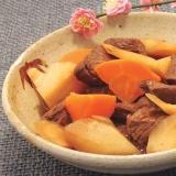 桜肉(馬肉)と野菜の柔らか煮