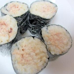 ツナマヨ海苔巻き
