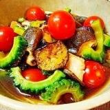 グリル野菜のお浸し