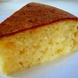 炊飯器★ヘルシー豆腐バナナケーキ