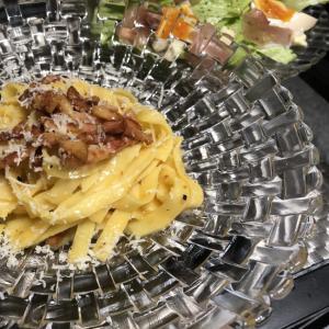 簡単♫美味しい!ローマ風カルボナーラ♡