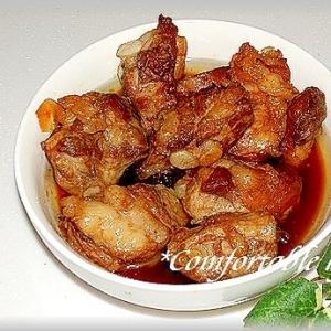 圧力鍋で豚のなんこつ煮|日本ガスの料理レシピ|