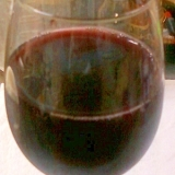 飲みやすい☆赤ワインのフルーツジュース割り