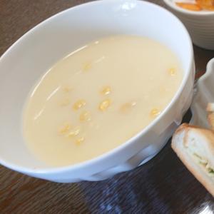 ちょい足しコーンスープ
