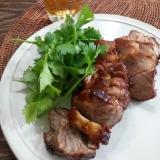 スリランカ風煮豚