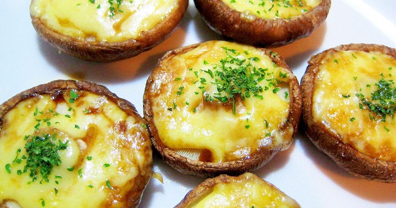 秋にうれしい♪旨みたっぷり「しいたけ×チーズ」の絶品レシピ