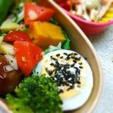 お弁当に★ごま塩卵★お弁当の隙間埋めに♪卵リメイク