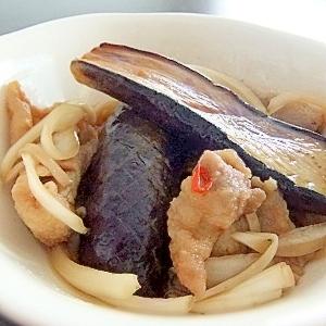 10分レシピ★茄子と豚バラの冷やし南蛮漬け