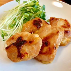簡単に☆チキンの味噌カレー焼き