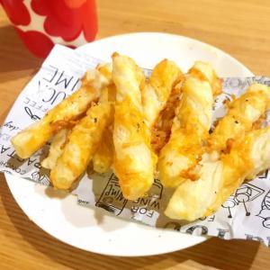 簡単お菓子☆冷凍パイシートたっぷりチーズスティック