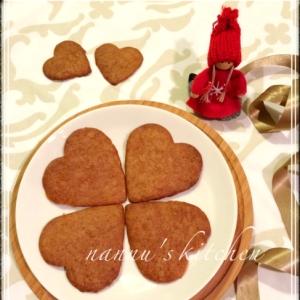 北欧フィンランド♥クリスマスのジンジャークッキー
