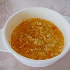 離乳食中期☆かぶとささみとにんじんの煮物