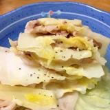 洋風☆白菜と豚肉のチーズミルフィーユ鍋