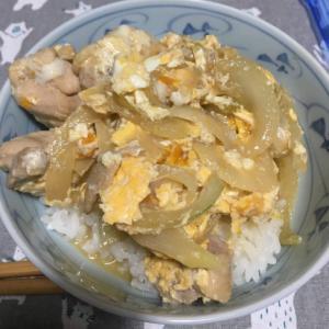 鶏胸肉で作る簡単親子丼