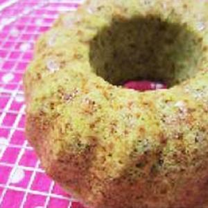 上新粉を使ったもちもち抹茶あずきケーキ