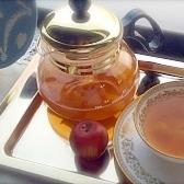 簡単♪ リンゴの風味が爽やかなアップルティー♪