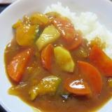 早業野菜カレー