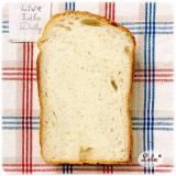 プレーン食パン @ ホシノ天然酵母