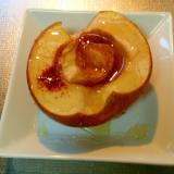 砂糖なし!簡単おいしい焼きりんご♡