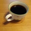 ブランデー入りオレンジコーヒー