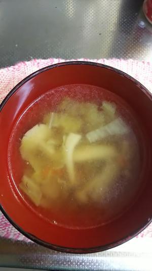 和風コンソメ野菜スープ