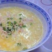 中華料理店の味!?コーンスープ(栗米湯)