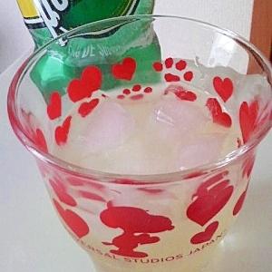 かぼすシロップ♡ノンアルコール飲料に❤
