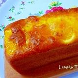 ♥オレンジのパウンドケーキ♥