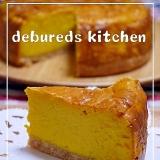 かぼちゃチーズケーキ
