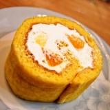 【低糖質】大豆粉ロールケーキ【糖質制限】