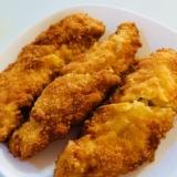 鶏のささみカツの明太子マヨネーズ