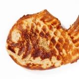 オートミール de たい焼き型プロテインパンケーキ